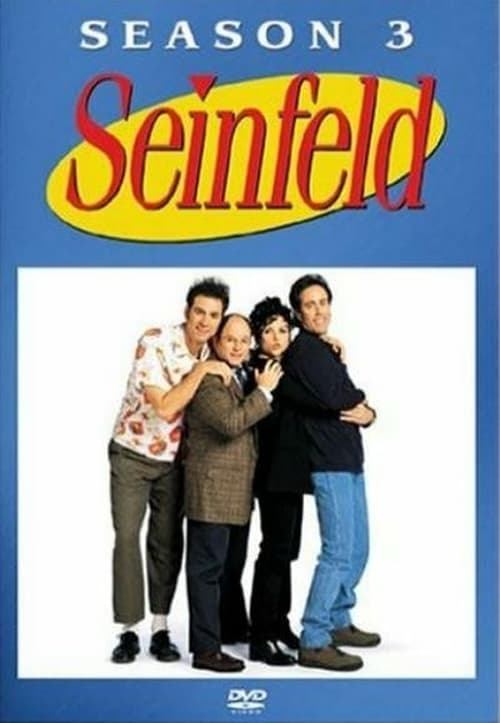 Watch Seinfeld Season 3 in English Online Free