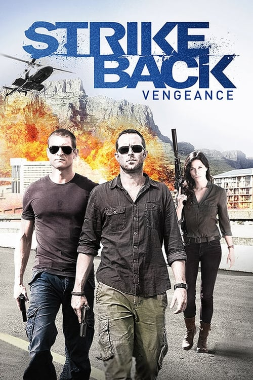 Strike Back Season 3