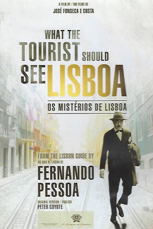 What The Tourist Should See