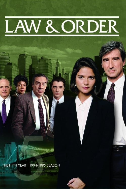 Watch Law & Order Season 5 in English Online Free