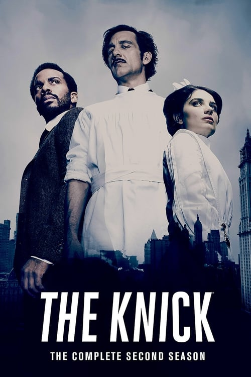 Watch The Knick Season 2 in English Online Free