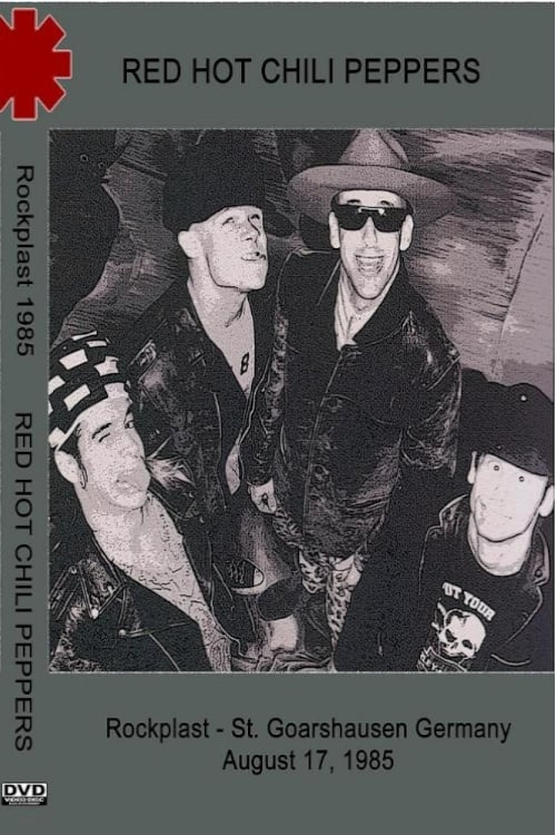 Red Hot Chili Peppers - Live at Rockpalast