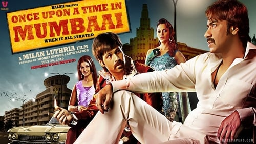 Once Upon a Time in Mumbaai