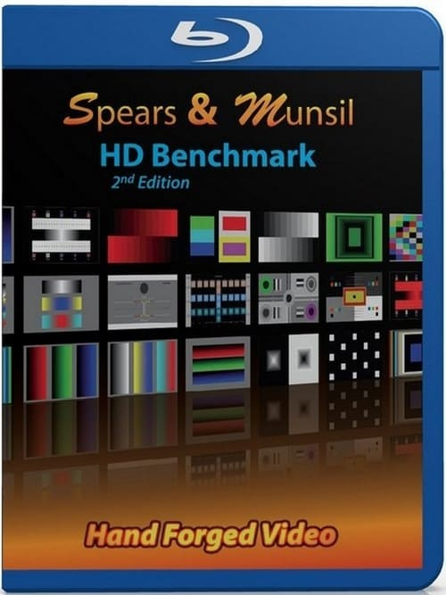 Largescale poster for Spears & Munsil High-Definition Benchmark 2nd Edition