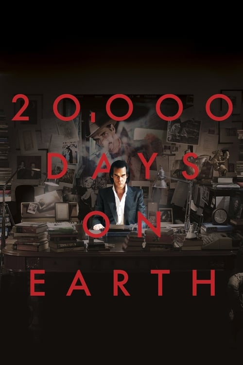 20,000 Days on Earth poster