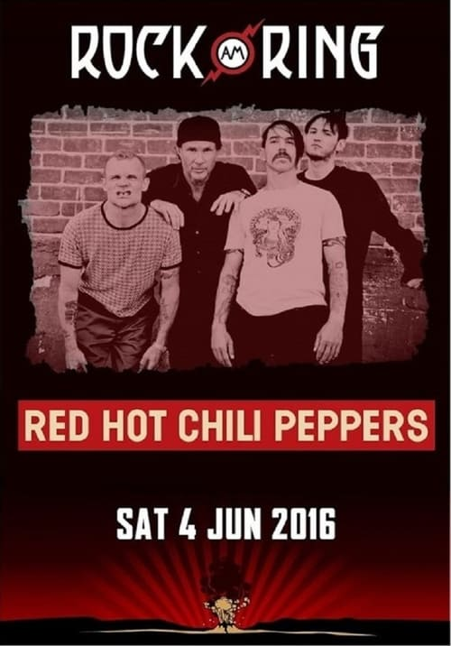 Red Hot Chili Peppers Live Rock Am Ring 4 June 2016