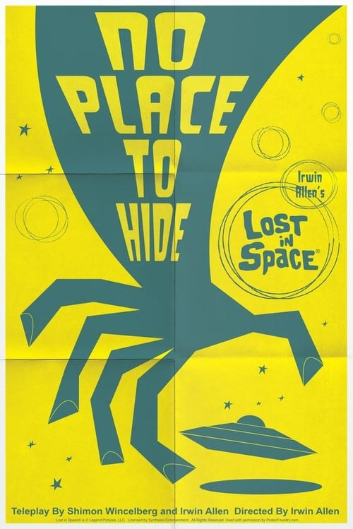 Lost in Space - No Place to Hide