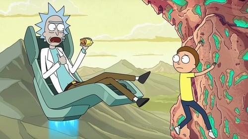 Rick and Morty Season 1 Episode 6 : Rick Potion #9