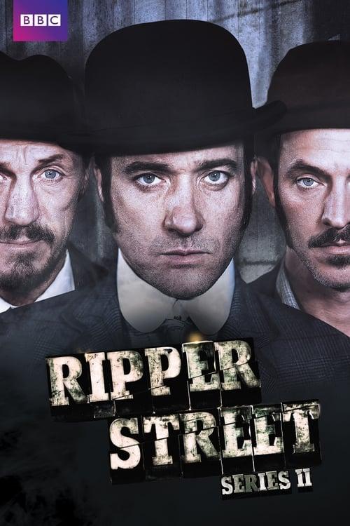 Watch Ripper Street Season 2 in English Online Free