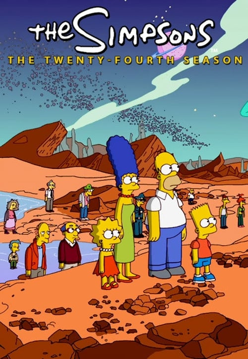 Watch The Simpsons Season 24 in English Online Free