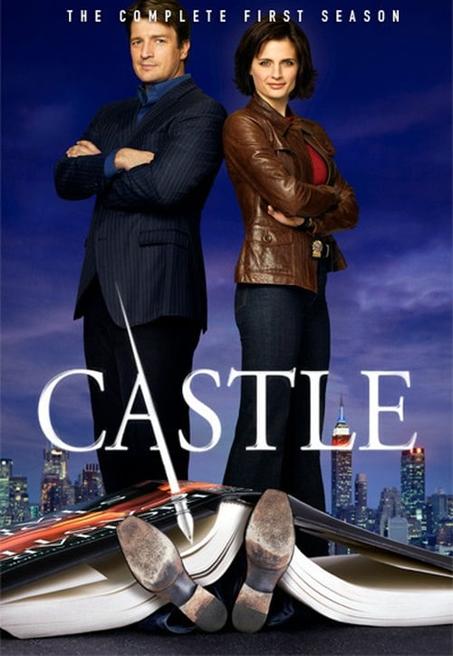 Watch Castle Season 1 in English Online Free