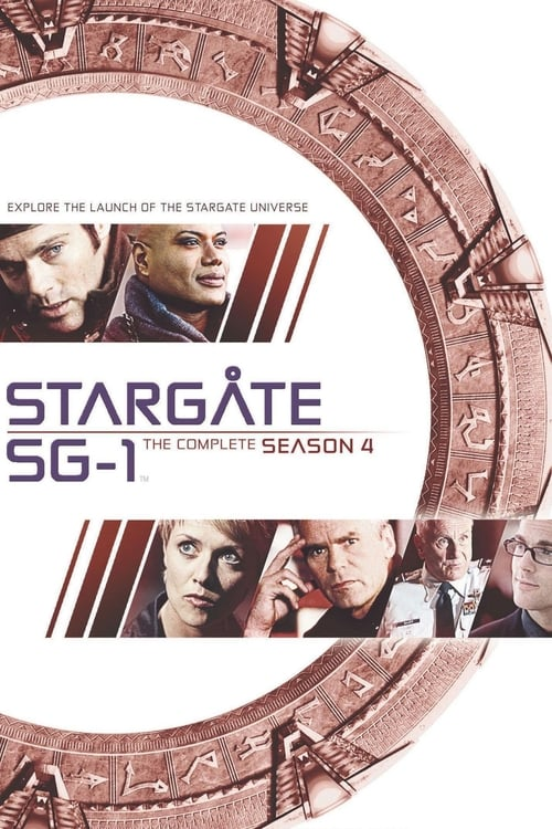 Watch Stargate SG-1 Season 4 in English Online Free