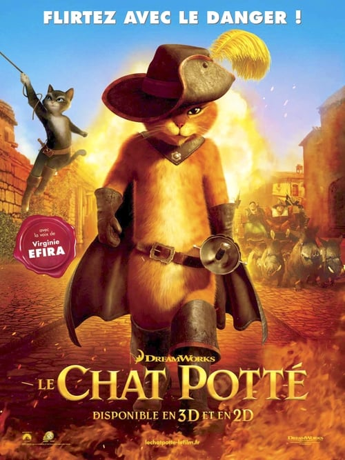 Regarder le chat potté en streaming gratuitement