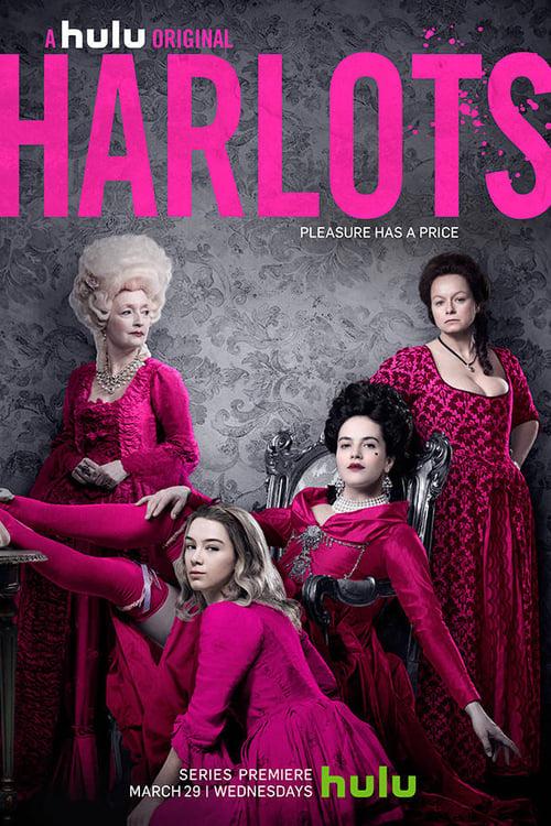 Watch Harlots (2017) in English Online Free   720p BrRip x264