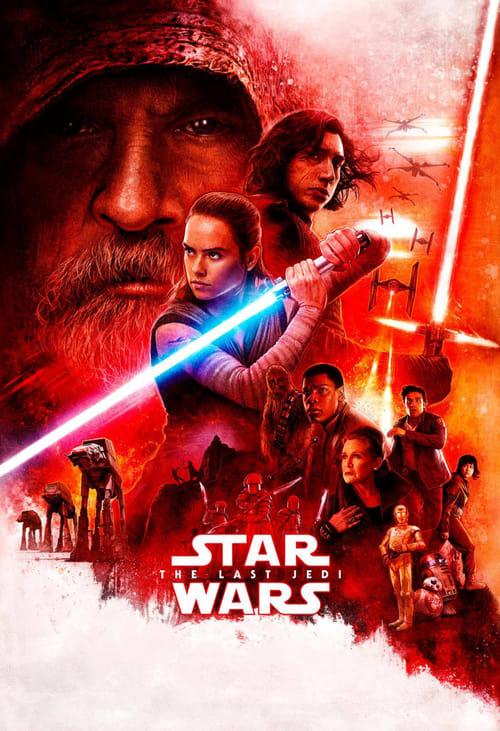 Star Wars: The Last Jedi poster