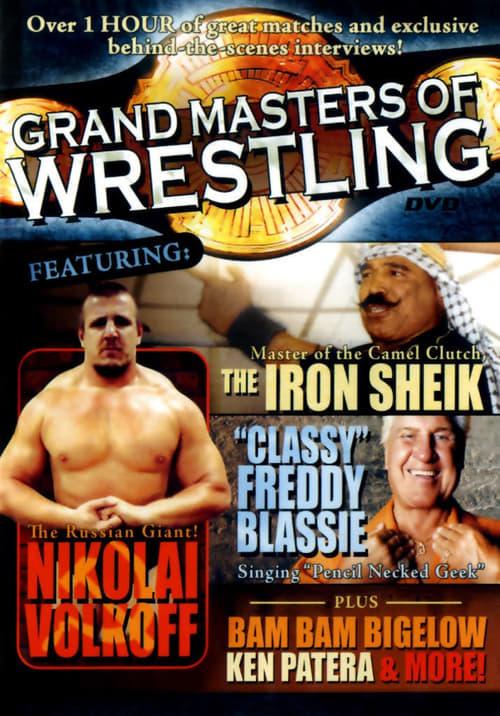 Grand Masters of Wrestling: Volume 2
