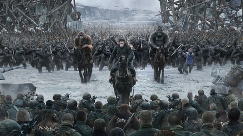 Watch War for the Planet of the Apes (2017) in English Online Free | 720p BrRip x264
