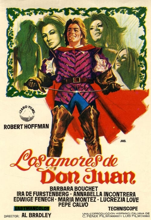 Nights and Loves of Don Juan