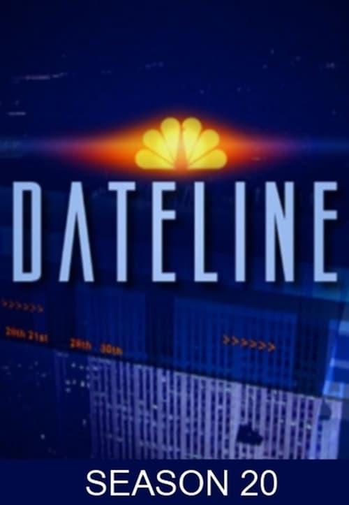 Dateline NBC Season 20