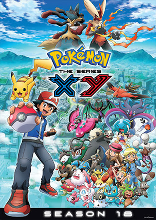 Watch Pokémon Season 18 in English Online Free