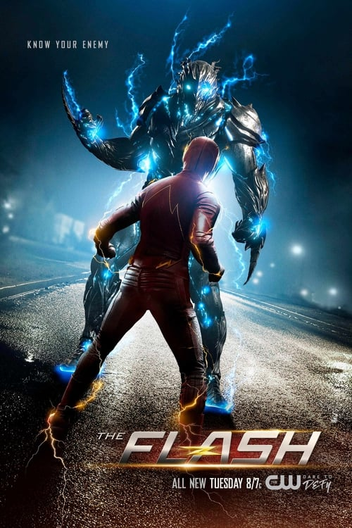 Watch The Flash Season 3 in English Online Free