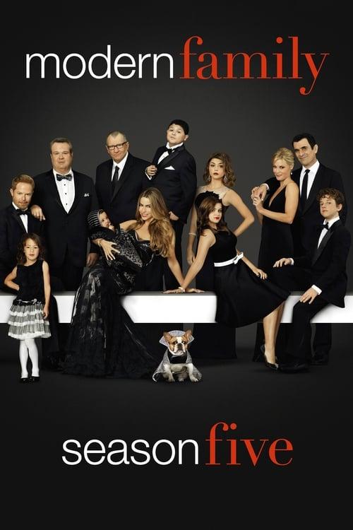 Watch Modern Family Season 5 in English Online Free