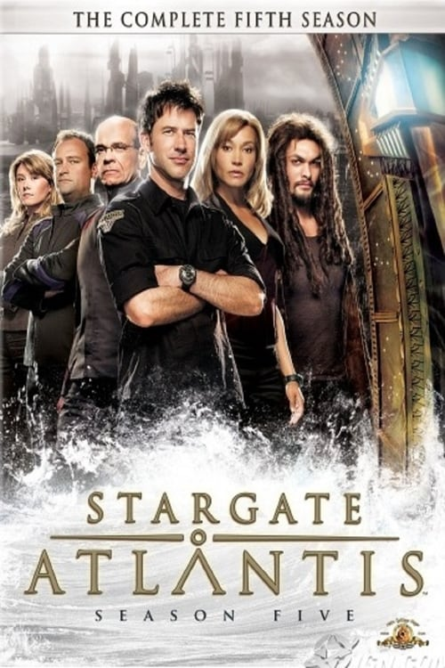 Watch Stargate Atlantis Season 5 in English Online Free