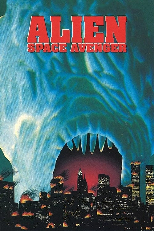 Alien Space Avenger