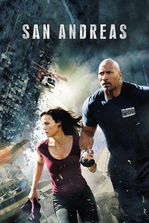 Poster von San Andreas