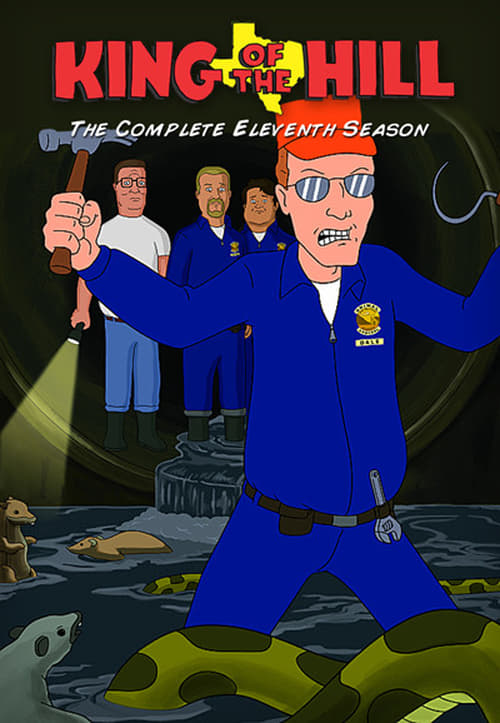 Watch King of the Hill Season 11 in English Online Free
