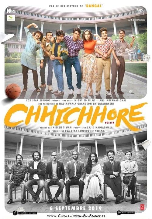 Chhichhore stream movies online free