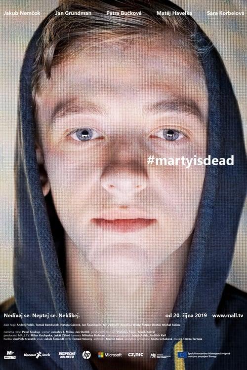 #martyisdead