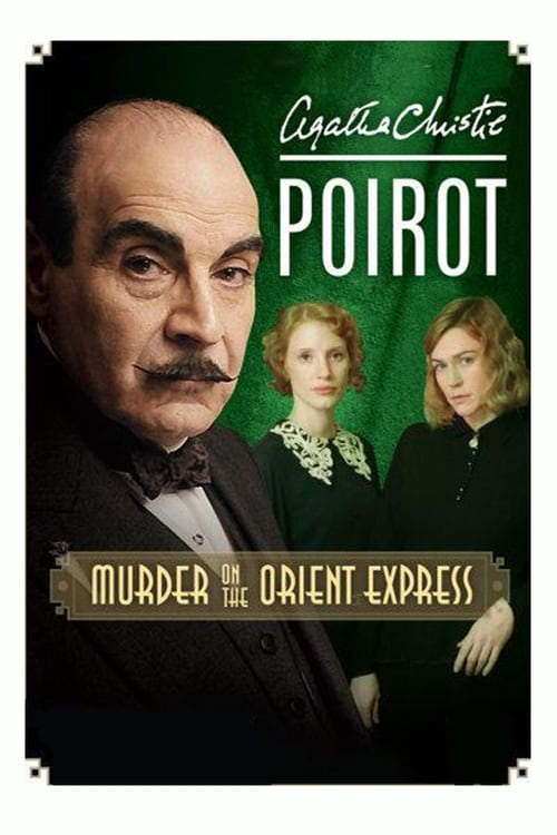 Agatha Christie's Poirot - Murder on the Orient Express Poster