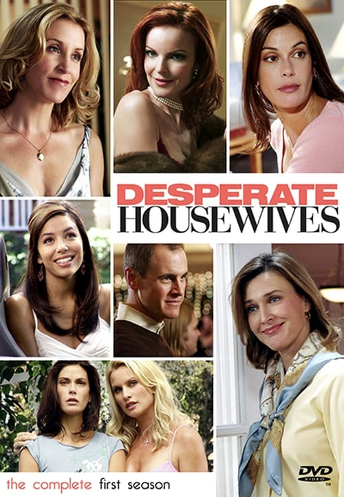 Watch Desperate Housewives Season 1 in English Online Free