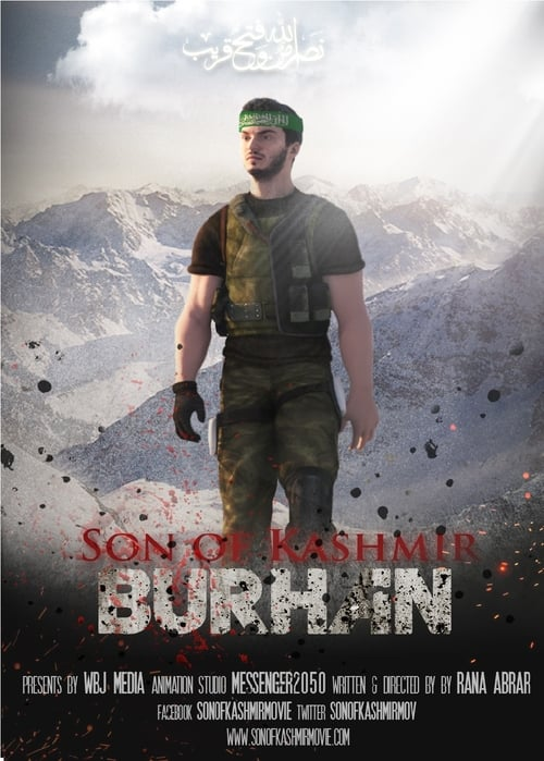 Son of Kashmir: Burhan