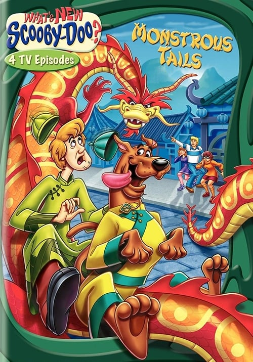 What's New Scooby-Doo? Vol. 10: Monstrous Tails