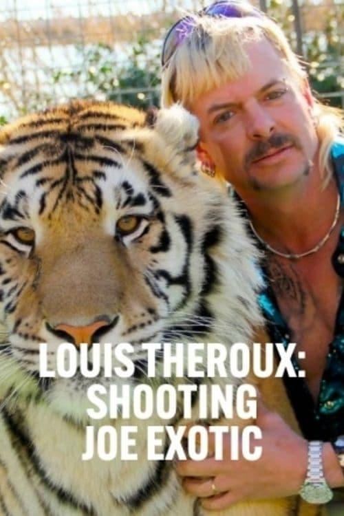 Louis Theroux Shooting Joe Exotic