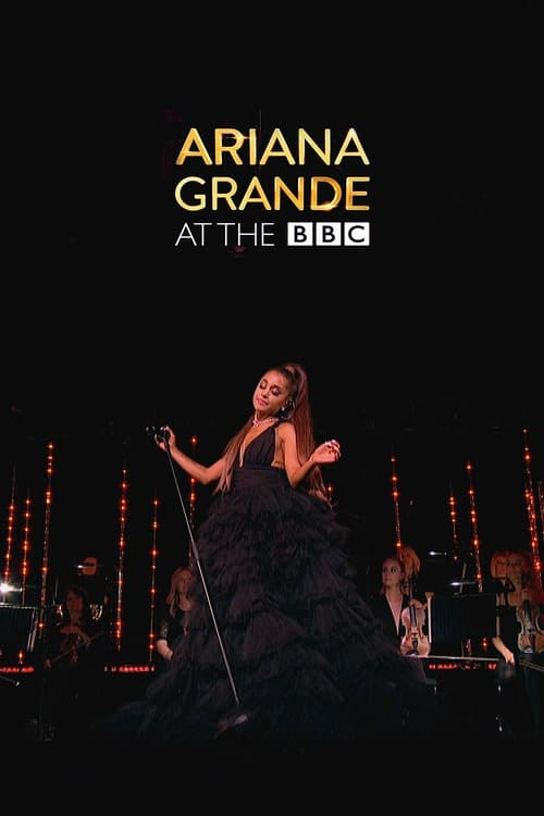 Ariana Grande at the BBC