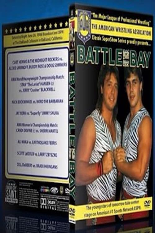 AWA Battle by The Bay