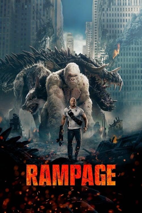 Rampage poster