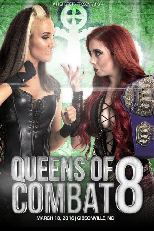 Queens of Combat QOC 8