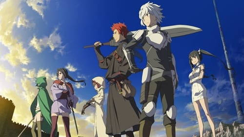 DanMachi (Temporada 1) HD 1080P LATINO/JAPONES