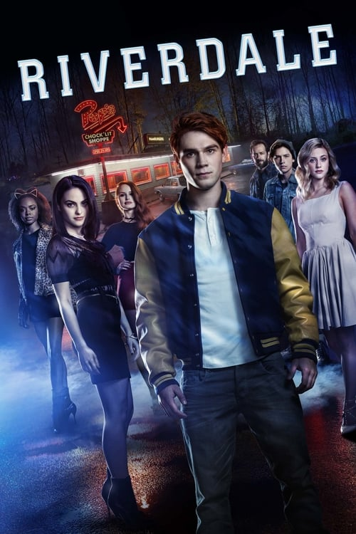 Watch Riverdale (2017) in English Online Free | 720p BrRip x264