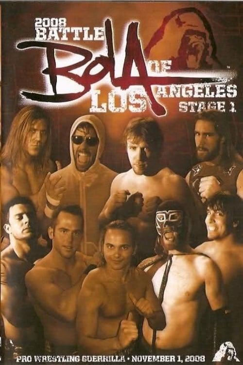 PWG: 2008 Battle of Los Angeles - Stage 1