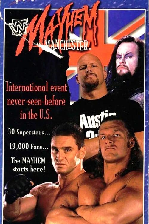 WWE Mayhem in Manchester