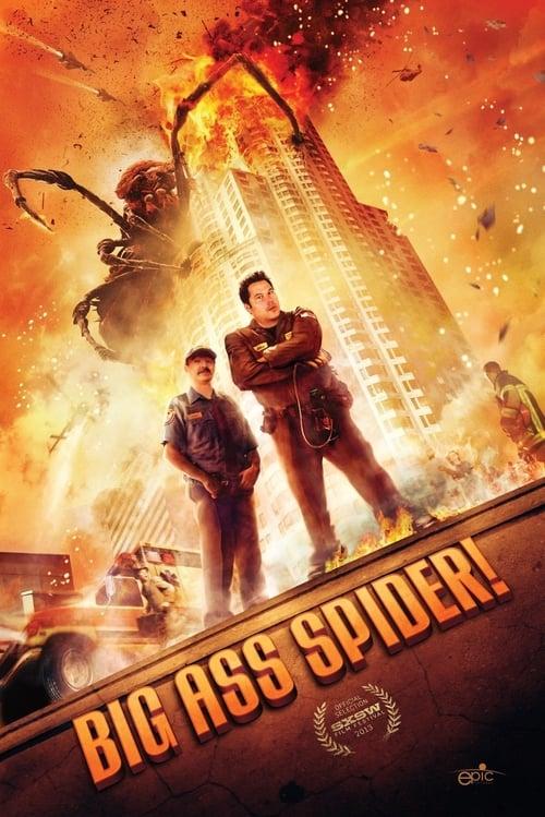 Big Ass Spider!