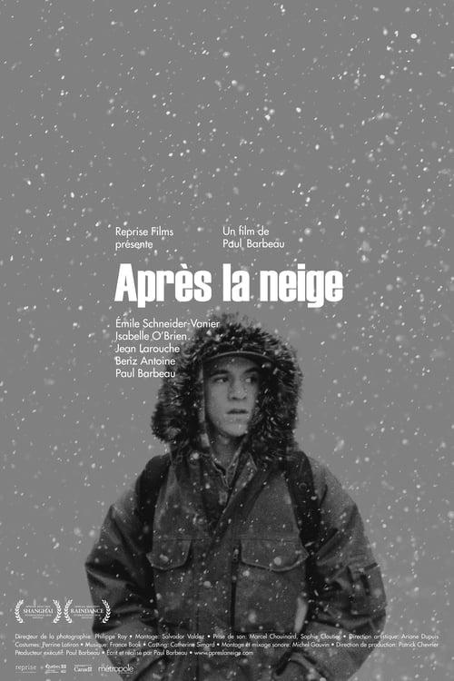 Après la neige stream movies online free