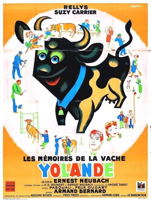 Les mémoires de la vache Yolande