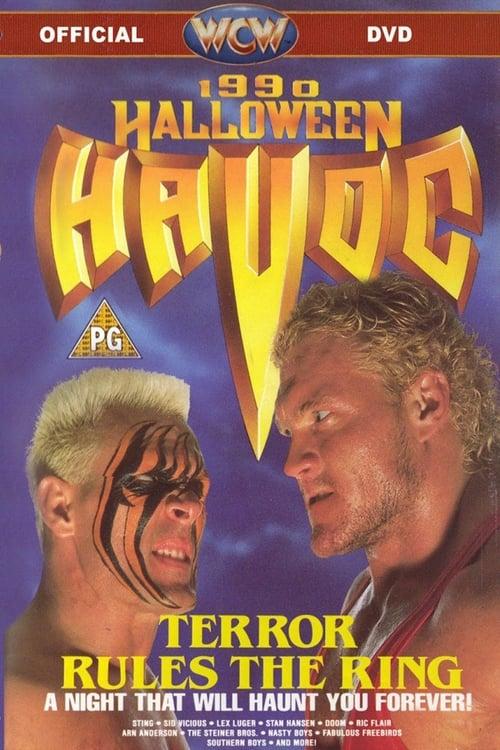 WCW Halloween Havoc '90