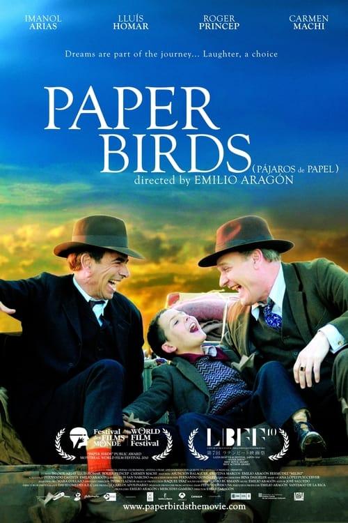 Paper Birds